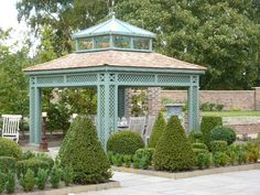 3.6mt x 3.6mt Gazebo with lantern roof, from £10,300