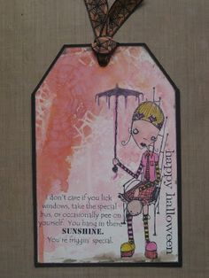 Artwork created by Helen using rubber stamps designed by Daniel Torrente for Stampotique Originals