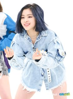 Photo album containing 21 pictures of Ryujin Weekly Idol, Kpop Girls, Girl Group, Rapper, Girl Fashion, Ruffle Blouse, Actresses, Female, Collection