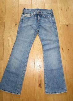 A vendre sur #vintedfrance ! http://www.vinted.fr/mode-femmes/jeans/15797434-jean-diesel-t25