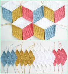 Crochet Diamond Blanket Free Pattern Video – Crochet Block Blanket Free Patterns You are in the right place about crochet crafts Here we offer. Crochet Quilt, Crochet Blocks, Crochet Squares, Crochet Home, Crochet Blanket Patterns, Baby Blanket Crochet, Crochet Crafts, Crochet Afghans, Free Crochet