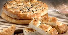 طريقة عمل الخبز التركي - #Turkish #bread #recipe