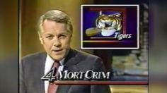 Mort Crim, Channel 4.  The inspiration for Ron Burgundy?  lol