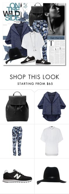 Look the day by vkmd on Polyvore featuring Steffen Schraut, Twist & Tango, New Balance, MANGO, American Eagle Outfitters, rag & bone and GetTheLook
