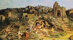 nativity scenes pictures | Diorama Bethlehem Reviews - Einsiedeln, Switzerland Attractions ...