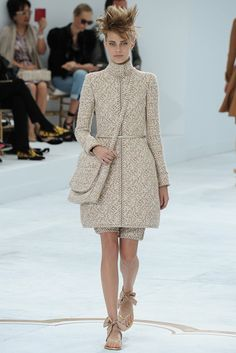 Chanel Fall 2014 Couture. Read the review on Vogue.com.