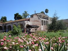 Mission San Juan Capistrano, CA
