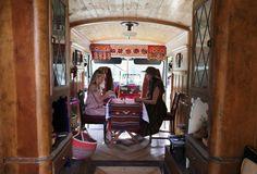 Moon to Moon: The Bohemian Tarot Wagon of.... Erin Smith aka Vardo Tarot