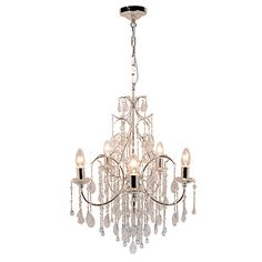 Pin by nicola stafford on master bedroom ideas pinterest buy john lewis estella chandelier 5 arm online at johnlewis aloadofball Image collections