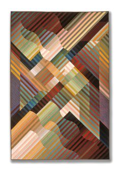Double Image, Michael James Studio Quilts : Selected work 1985 - 1999