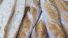 Voor het bakken van een perfect stokbrood hoef je niet naar Frankrijk. Docent Hans Heiloo geeft een masterclass.