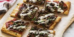 Nut cheeses are disrupting conventional of vegan recipes. We like to drizzle creamy mozzarella sauce over a pesto meatball sub or pizza, but no judgments View More