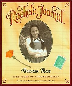 Rachel is a pioneer keeping a journal along the way to California. Her journal is enhanced by notes and drawings and is based on real diaries kept by courageous pioneers between 1846 and Pioneer Day Activities, Pioneer Games, Pioneer Girl, Westward Expansion, Young Americans, Girls Series, Book Girl, Teaching Tools, Book Lists