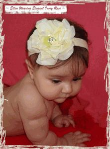 How to Make Homemade Baby Headbands