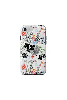 Meet our pretty and tough cases that will keep your most used accessory safe and chic! Our impact resistant, dual-piece cases feature a snap-on hard plastic shell with interior padding and a hard rubber bumper. DEVICES iPhone iPhone iPhone PLUS Galaxy Iphone 8 Plus, Iphone 11, 5s Cases, Iphone Phone Cases, Samsung Galaxy S6, 6s Plus, Floral, Chic, Women's Accessories