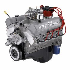 Chevy engine anniversary edition 427 #QualityUsedEngines #Chevy