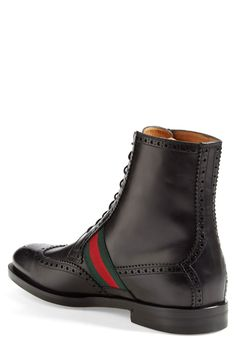 e3a2bf17b20e Gucci  Strand  Wingtip Boot (Men)