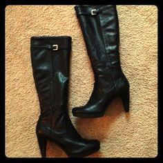 Hp Nine West Noureen Stiletto Boot