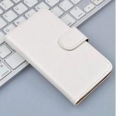 Lenovo A Plus valkoinen puhelinlompakko
