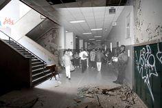 Envisioning community regeneration by examining the past: #Detroit case study. @emilymbadger #susty