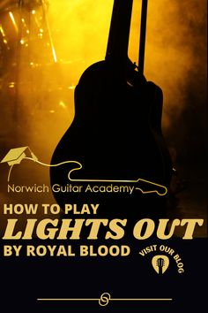 This is a great song for beginner guitarists, just grab the chords up the top of the Lights Out' image, learn them well and run through the song, I have no doubt you'll master this in no time! . . . . #easyguitarsong #simplechords #simplechordsguitarsong #simpleguitarsong #easyguitarsong #songforguitar #royalbloodguitar #guitarroyalblood Guitar Songs For Beginners, Free Guitar Lessons, Guitar Chords Beginner, Easy Guitar Songs, Guitar Tips, Fingerstyle Guitar, Royal Blood, Under My Skin, All Songs