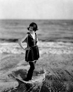 Summer Swimwear Inspiration: 1920s