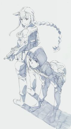 en el Franxx y Rainbow Six - Darling in the Franxx - Rainbow Six Siege Art, Rainbow 6 Seige, Raimbow Six, R6 Wallpaper, Neko, Fan Art Anime, Dark Drawings, Sketch Inspiration, Anime Life