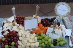 Great for a Wine and cheese party
