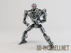 f74dc747e Robot Model- Robot model by Alekrazum V-ray materials - Models,
