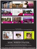 Faith's Fashion Focus Portfolio - 2009-2010  Published in: New York Residential Magazine District For Designers – May 25, 2011    One of the first women retail real estate consultants and brokers in the country, Faith Hope Consolo