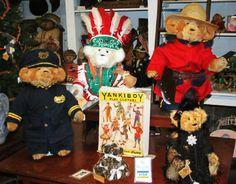 We're Stearnsy Teddy Bears