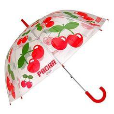 Cherries on translucent Umbrella