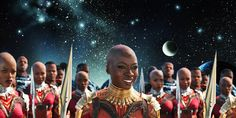 What The Heck Is Afrofuturism? Utopian Society, Black Cowgirl, Science Fiction Authors, Letitia Wright, African Traditions, What The Heck, Black Characters, Fictional World, African Diaspora