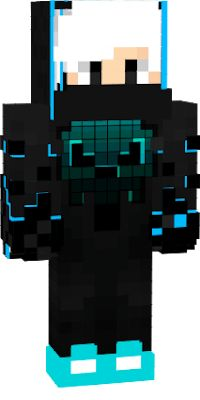Minecraft Skins Robot, Minecraft Posters, Minecraft Games, Cool Minecraft, Capas Minecraft, Skin Nova, Creepy Skin, Minecraft Wallpaper, Mickey Party