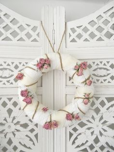 Angels House - Vintage in romantic style: decorations