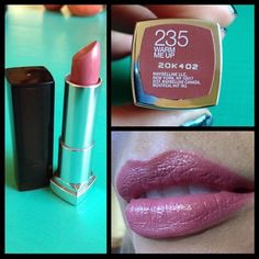Everyday shade: Maybelline Warm Me Up 235