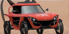Une voiture volante française présentée au salon Eurosatory
