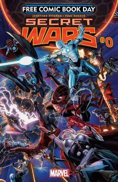 Secret Wars #0 (FCBD) – GetComics