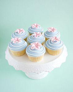 swirly cupcakes