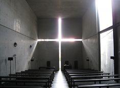 Church of the Light - Ibaraki, Osaka Prefecture, Japan
