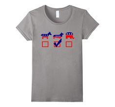 94843589209a9 Amazon.com  Vote Pembroke Welsh Corgi For President T-shirt  Clothing