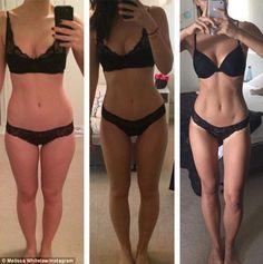 Fitness Transformation, Transformation Du Corps, Fitness Workouts, Fitness Goals, Health Fitness, Health Goals, Fitness Diet, Lean Body Workouts, Woman Fitness