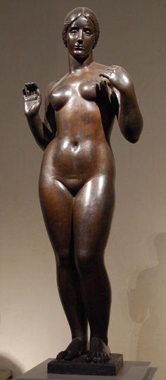 Aristide Maillol (French, 1861-1944). Venus (1918-1928)