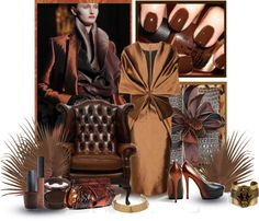 """Haider Ackermann"" by gaburrus ❤ liked on Polyvore"