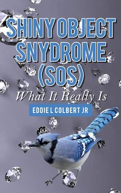FREE on Kindle: Nov 2 – 3   ~~~~   Shiny Object Syndrome is not about shiny objects, it is about the mind. Shiny Object Syndrome is an Addiction and requires acknowledgement and Recovery.