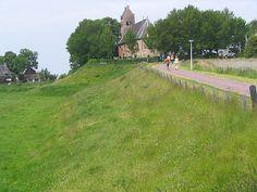Terp - Wikipedia North Sea, Holland, Dolores Park, Sidewalk, Country Roads, Culture, Travel, Nostalgia, Art