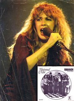 decade after decade, I remain fascinated by Stevie Nicks' wild and wonderful hair. Look Vintage, Vintage Ladies, Down With Love, Rock And Roll Fantasy, Lindsey Buckingham, Stevie Nicks Fleetwood Mac, Hottest 100, Dreaming Of You, People