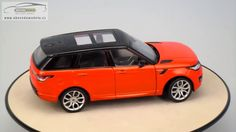 LAND ROVER RANGE ROVER SPORT Welly 1/24