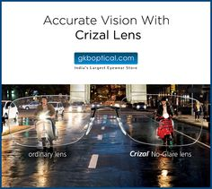 Crizal lenses are created using exclusive and cutting-edge technologies to provide eyeglass wearers with the clearest vision possible. More information: http://www.gkboptical.com/crizal-lenses/