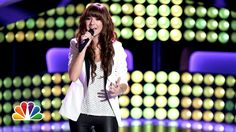 """Christina Grimmie Audition: """"Wrecking Ball"""" (The Voice Highlight) (+play..."""